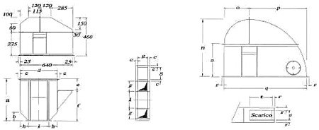Elevatore a tazze mod E.L.