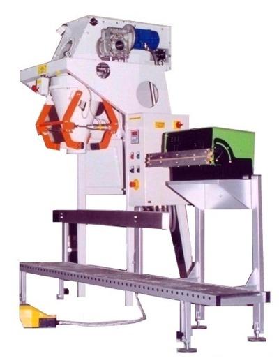 Riempitrice automatica a peso lordo mod LPL-WS