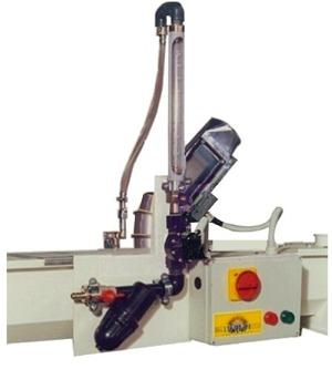 Sistema di bagnatura cereale semiautomatico